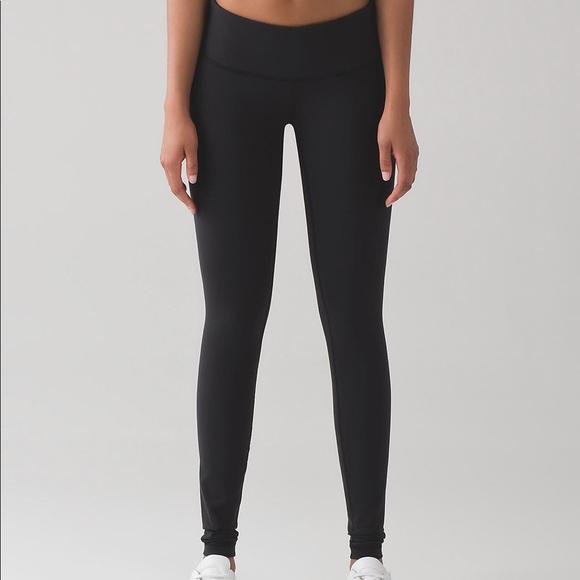 d9bed83d0ad lululemon athletica Pants | Lululemon Wunder Under Leggings Size 2 ...